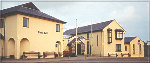 Castletown Town Hall